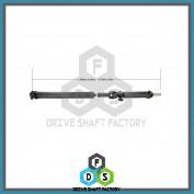 Rear Propeller Drive Shaft Assembly - DSSO08