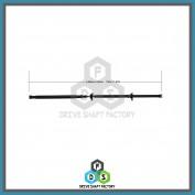 Rear Propeller Driveshaft Assembly - DSST08
