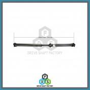 Rear Propeller Drive Shaft Assembly - DSTA06