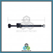 Rear Propeller Drive Shaft Assembly - DSTO04