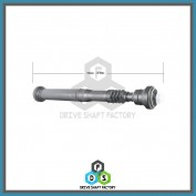 Front Propeller Drive Shaft Assembly - DSTO12