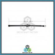 Rear Propeller Driveshaft Assembly - DSTR03