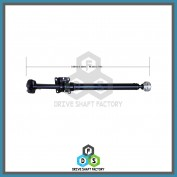 Rear Propeller Drive Shaft Assembly - DSTR04