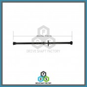 Rear Propeller Drive Shaft Assembly - DSTU11