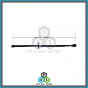 Rear Propeller Drive Shaft Assembly - DSVU02