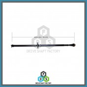 Rear Propeller Drive Shaft Assembly - DSVU04