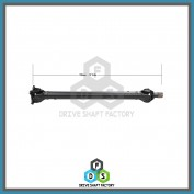 Front Propeller Drive Shaft Assembly - DSX507