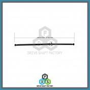 Rear Propeller Driveshaft Assembly - DSXC04
