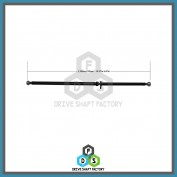Rear Propeller Driveshaft Assembly - DSXC05