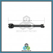Front Propeller Drive Shaft Assembly - DSXJ88