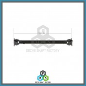 Front Propeller Drive Shaft Assembly - DS3213