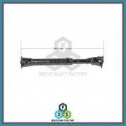 Front Propeller Drive Shaft Assembly - 100-00001