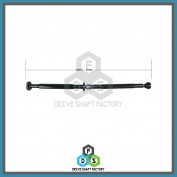 Rear Propeller Drive Shaft Assembly - DS7402