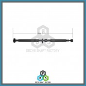 Rear Propeller Drive Shaft Assembly - DS7405