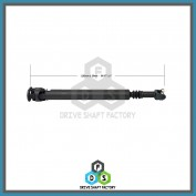 Rear Propeller Drive Shaft Assembly - DSF300
