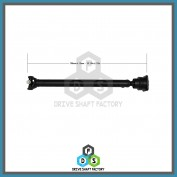 Front Propeller Drive Shaft Assembly - DSH306