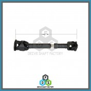 Rear Propeller Drive Shaft Assembly - DSPA05