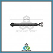 Front Propeller Drive Shaft Assembly - DSQ712