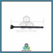 Front Propeller Drive Shaft Assembly - 100-00179