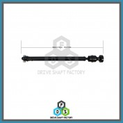Front Propeller Drive Shaft Assembly - DSTB03